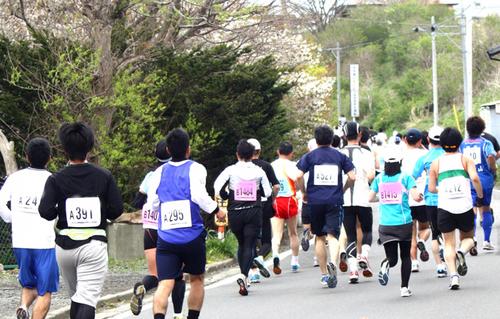 マラソン駅伝