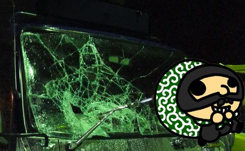 車上荒らし盗難