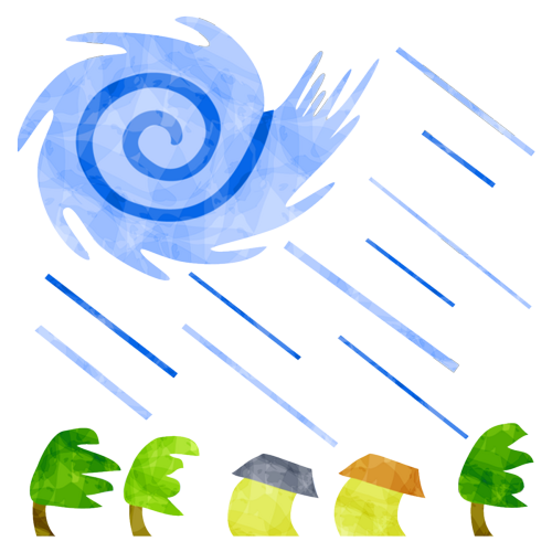 台風4号,2019,ムーン,名前,由来,語源,意味,令和